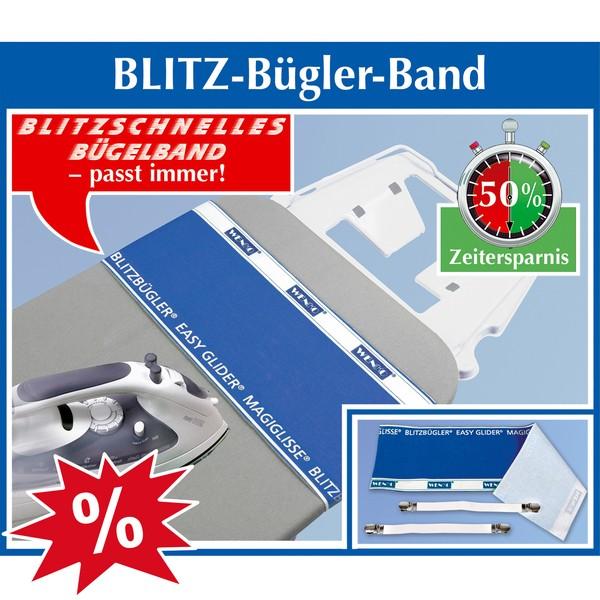 Blitz-Bügler-Set, 3-tlg.