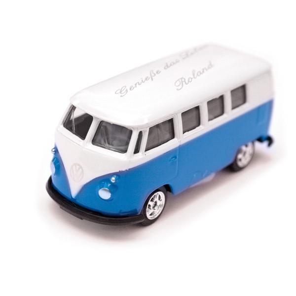 VW-Bus T1 Bulli mit Lasergravur