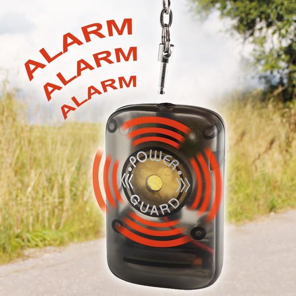 Personal-Alarm, mit Schlüsselanhänger