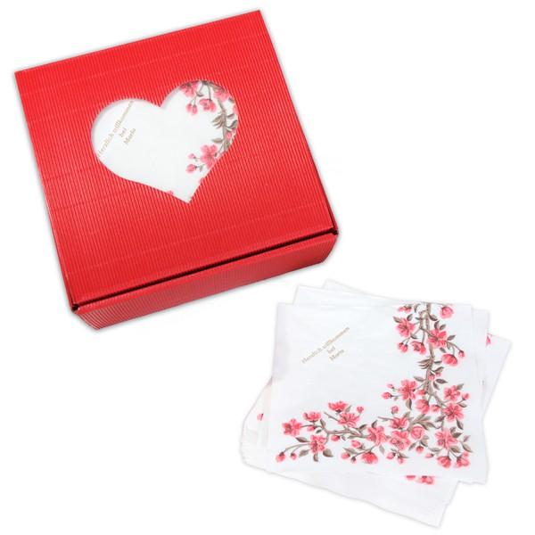 Herz-Geschenkbox: Schenken mit Herz