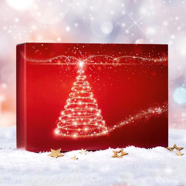 Geschenkbox Weihnacht Midi oder Maxi