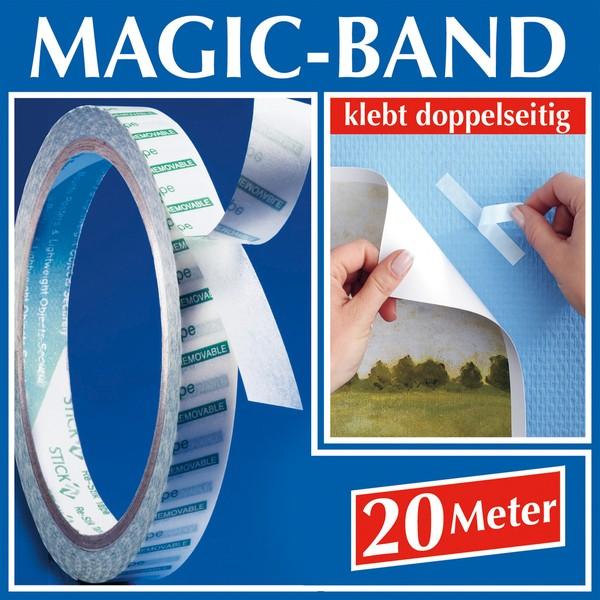 Klebeband Magic, 20 m lang