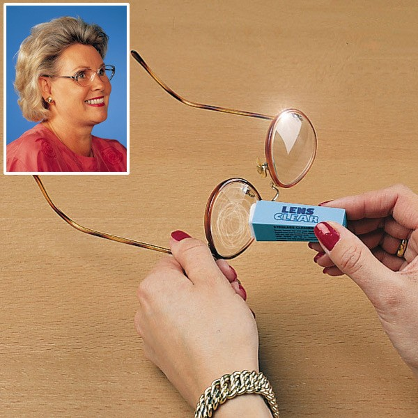 Brillengläser-Reiniger
