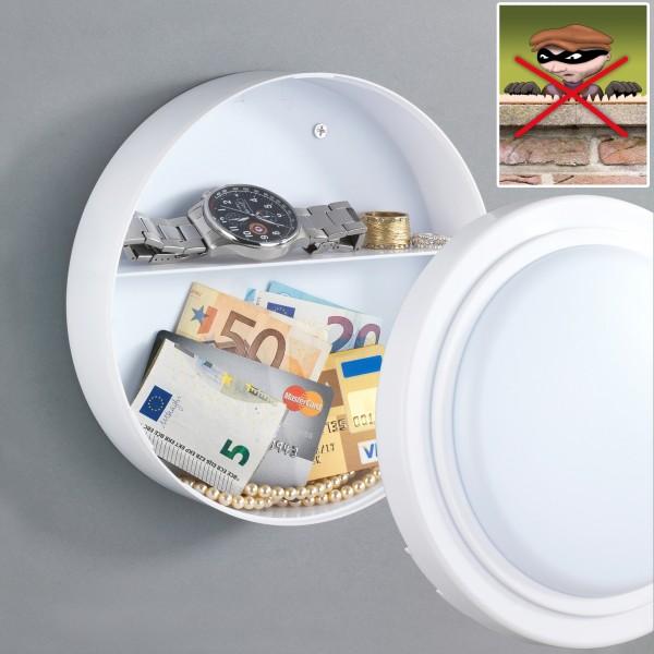 Safe Wand-Leuchte mit Safe-Funktion