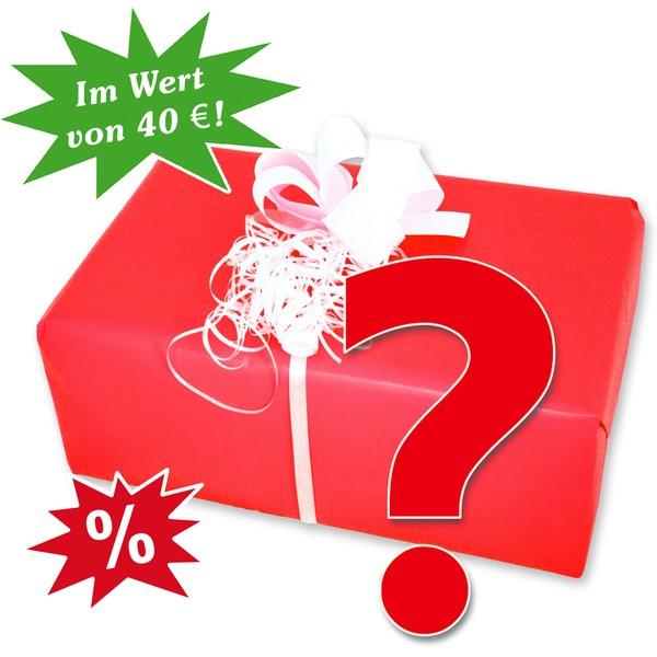 Überraschungs-Paket im Wert von 40,- Euro