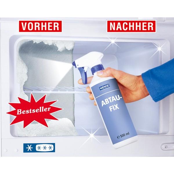 Abtau-Fix in praktischer Sprühflasche 500ml